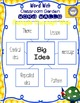 1st Grade CCSS Vocabulary Cards and Instructions--Gnome Classroom Garden