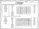 1st Grade Math Calendar Pages