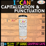 1st Grade Capitalization & Punctuation Game