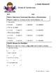 1st Grade Checkpoint: Complete Sentences, Kind of Sentences, & Identifying Nouns