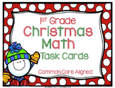 1st Grade Christmas Math (Common Core Aligned)