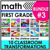 1st Grade Classroom Transformations | Bundle #3