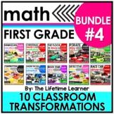 1st Grade Classroom Transformations | Bundle #4