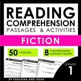 1st Grade Close Reading  - Literature