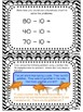 1st Grade Common Core Aligned Math Task Cards