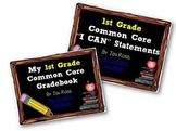 1st Grade Common Core BUNDLE