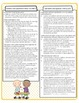 Common Core ELA & Math Standards Reference Sheets - 1st Grade