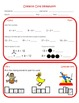 1st Grade Common Core Homework Kit {1st Semester}