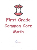 1st Grade -All Common Core Math Standards -Student Activit
