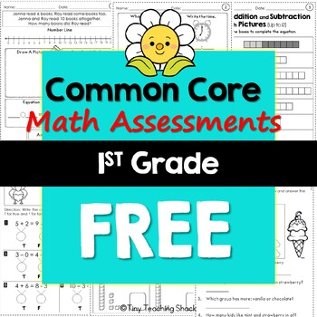 Free Kindergarten Math Assessment Resources & Lesson Plans ...
