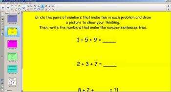 1st Grade Common Core Math Mid-Module 2  Review