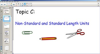 1st Grade Common Core Math Module 3 Topic C Lessons