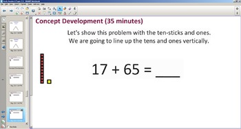 1st Grade Common Core Math Module 6 Topic C Lessons