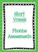 1st Grade Common Core Phonics Assessments