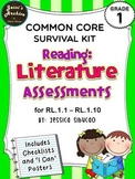 Common Core Reading Literature 1st Grade