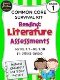 Common Core Reading Literature 1st Grade