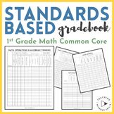 {1st Grade Common Core Standards} Math Standards-Based Che