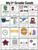 1st Grade Common Core Standards with Visuals Bundle