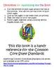 1st Grade Common Core State Standards ELA Flipbook
