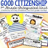 Good Citizenship 1st Grade Integrated Unit
