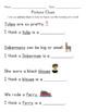 |1st Grade Common Core| Vocabulary Activities- Context Clues, Prefixes, Suffixes
