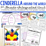 Cinderella Around the World {Fairytales}: 1st Grade Integrated Unit 6