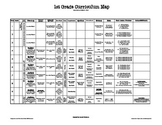 1st Grade Curriculum Map (McGraw Hill)