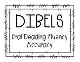 1st Grade DIBELS EOY DORF Accuracy (Oral Reading Fluency) Growth Clip Chart