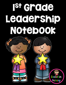 1st Grade Data Notebook-1st Grade Data Binder-1st Grade Le