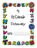 1st Grade Dictionary
