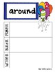 2nd Grade Dolch Sight Words: Make it, build it, write it