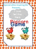 1st Grade Dolch Sight Words Popcorn Game
