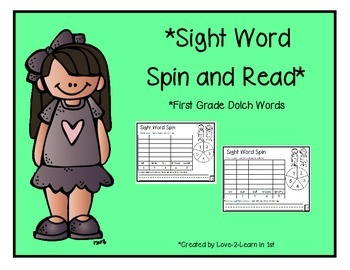 1st Grade Dolch Words