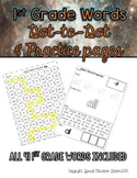 1st Grade: Dot-to-Dot Sheets and Practice Pages