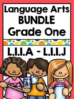 1st Grade ELA Bundle