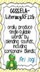 1st Grade ELA Common Core Posters