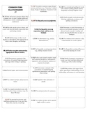 1st Grade ELA Common Core Standards Stickers (page 3 of 3)