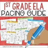 1st Grade ELA Pacing Guide