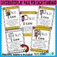 First Grade Common Core ELA Assessments-Speaking & Listening