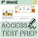 1st Grade ELL ACCESS Writing Practice (MATH!)