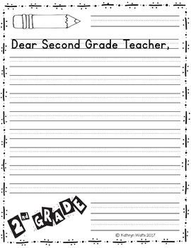 1st Grade Sub Plans June