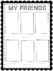 1st Grade End of Year Memory Book - PRINT & GO
