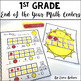 1st Grade End of the Year Math Centers