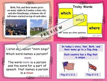 1st Grade NYS Common Core ELA Unit 1 PowerPoint Lesson 20-32