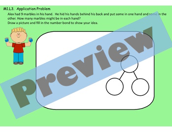 1st Grade Engage NY Module 1, Topic A lessons (1-3) for your SmartBoard!