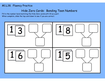 1st Grade Engage NY Module 1, Topic J lessons (38-39) for your SmartBoard!