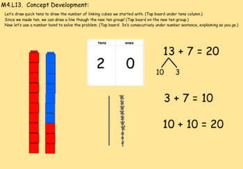 1st Grade Engage NY Module 4, Topic D lessons (13-18) for your SmartBoard!