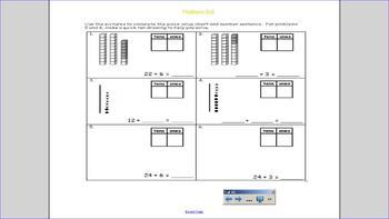 1st Grade EngageNY Common Core Math Module 4 D Lessons SmartBoard