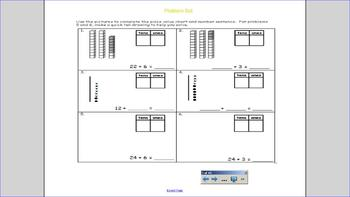 1st Grade EngageNY Common Core Math Module 4 D Lessons SmartBoard