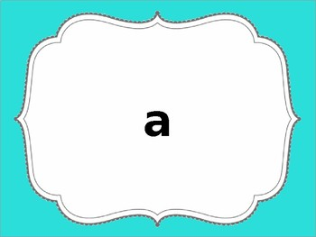 1st Grade English Site Word Slides